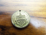 Antique Political Constitutional Prohibition Coin