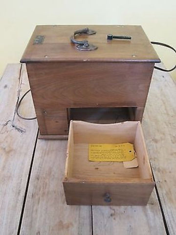 Antique  Blood Pressure Medical Instrument by UMA - Yesteryear Essentials  - 1