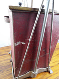 Antique Large Butter Churn 1907 The Dazey Churn Metal Americana Farmhouse Decor