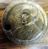 1925 Bronze Medal The Long Bell Lumber Co Medallion
