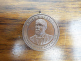 Antique Masonic Bronze Enoch T Carson Coin