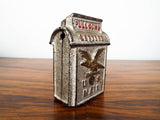Cast Iron US Mail Post Box Piggy Bank