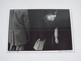 Original Signed Chaim Kanner Photograph ~ NY 1987