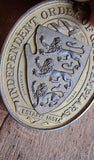 Antique Temperance Movement Anti Alcohol IOGT Medal by J R Kenward - Yesteryear Essentials  - 7