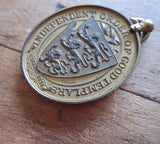 Antique Temperance Movement Anti Alcohol IOGT Medal by J R Kenward - Yesteryear Essentials  - 11