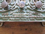 Victorian Bristol People Counter for Trams & Trains - Yesteryear Essentials  - 2