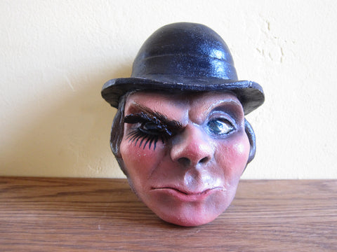 A Clockwork Orange Alex DeLarge Small Promotion Mask - Yesteryear Essentials  - 1