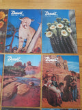 Vintage 1950's Desert Design Magazines Complete Year 1956 - Yesteryear Essentials  - 8