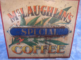 Antique No.99 McLaughlin Tin Coffee Dispenser - Yesteryear Essentials  - 11