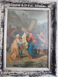 Antique Stations of the Cross Print by Turgis A Paris (VI) - Yesteryear Essentials  - 2
