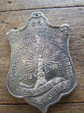 Temperance Movement 1895 Silver Jubilee CTAU of A Medal - Yesteryear Essentials  - 11