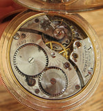 WCTU Waltham Ladies Full Hunter Pocket Watch 1907 - Yesteryear Essentials  - 11