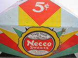 Vintage Necco Wafers Advertising Display Stand - Yesteryear Essentials  - 4