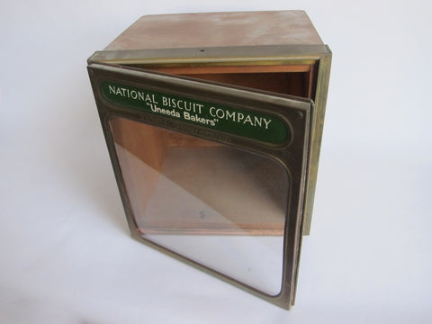 Vintage Advertising National Biscuit Company Uneeda Bakers Box - Yesteryear Essentials  - 1