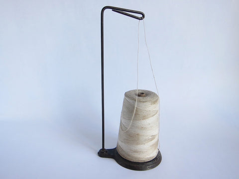 Antique Willimantic Store Display Twine String Holder - Yesteryear Essentials  - 1