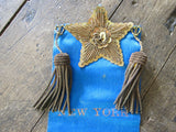 1892 Prohibition Convention Cincinnati Delegate Ribbon New York - Yesteryear Essentials  - 6