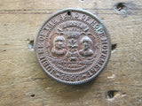 Queen Victoria Jubilee of the Band of Hope Movement Medallion - 1897 - Yesteryear Essentials  - 7