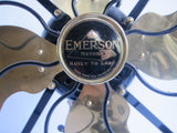 "Antique 12"" Emerson Electric Fan - Model No. 29648 - Yesteryear Essentials  - 3"