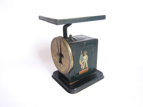 Vintage Young America Weighing Scales - Yesteryear Essentials  - 1