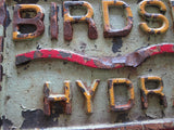 Aviation Birdsboro Hydraulic PA Iron Sign - Yesteryear Essentials  - 10