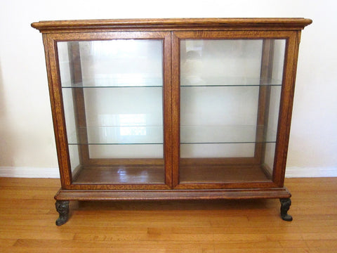 JW Winchester Counter Display Case - Yesteryear Essentials  - 1