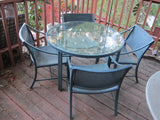 Vintage Brown Jordan Regent Series Patio Furniture - Yesteryear Essentials  - 7