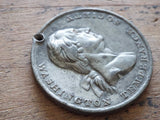 Rare Washington Temperance Society House of Temperance Coin by Robert Lovett Sr - Yesteryear Essentials  - 10