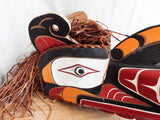 Vintage Northwest Ceremonial Tribal Mask - Yesteryear Essentials  - 12