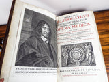 1681 Opera Medica by SYLVIUS, Franciscus Deleboe - Yesteryear Essentials  - 3