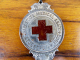 Antique 1902 Missouri State Medical Ass'n St Joseph Medal Medal
