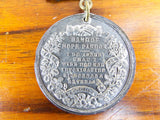 Antique Band of Hope Medal