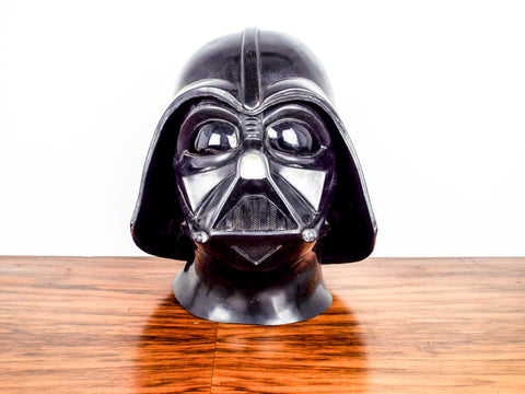 RARE Original Vintage 1977 Version Darth Vader Mask