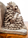 Rare Weird Monster Creepy Sculpture Maurice Sendak Martin Brothers Style