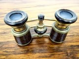 Antique French Jumelle Carpentier Binoculars