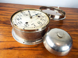 WW2 US Navy Seth Thomas Nautical Alarm Clock