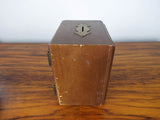 Antique 1920s US Post Office Box Novelty Bank