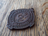 Antique 1884 Religious Church Temperance Society S Africa Pin