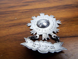 Antique Religious Sterling Silver WCTU Temperance Matrons Medal