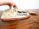 Antique Native American Moccasins ~ Cheyenne Crow Sioux