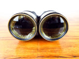 Antique 19th C Austrian Military Binoculars ~ Voigtlanders & Fils
