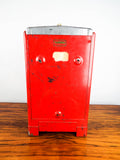 Vintage 1940s Holli Ware Candy Machine Sugar Bowl Gumball Vending Dispenser