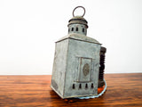 Vintage 1930s 40s Nautical Perko Port Side Lamp Perkins Brooklyn NY Bar Decor