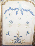 Antique Original French Louis XVI Fire Screen