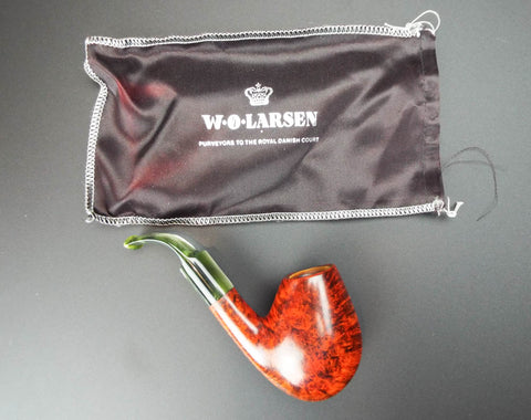Vintage Hand Crafted Danish Mr Andersen Smoking Pipe