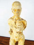 Anatomical Female Muscular & Skeletal Sculpture ~ R H
