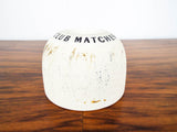 Antique Advertising Bryant & May Match Holder