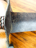 Antique American Civil War Sword Confederate Cutlass Thomas Griswold N O 1861