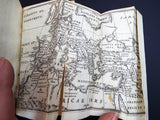 Antique 1660 Book Military History Alexander The Great Quintus Rufus Amsterdam