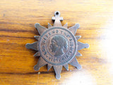 Antique Queen Victoria Legion of Honor Temperance Medal