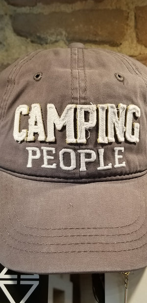 fcfb30d446ce71 Camping People Adjustable Hat – CFJ Jewelry Gifts and more